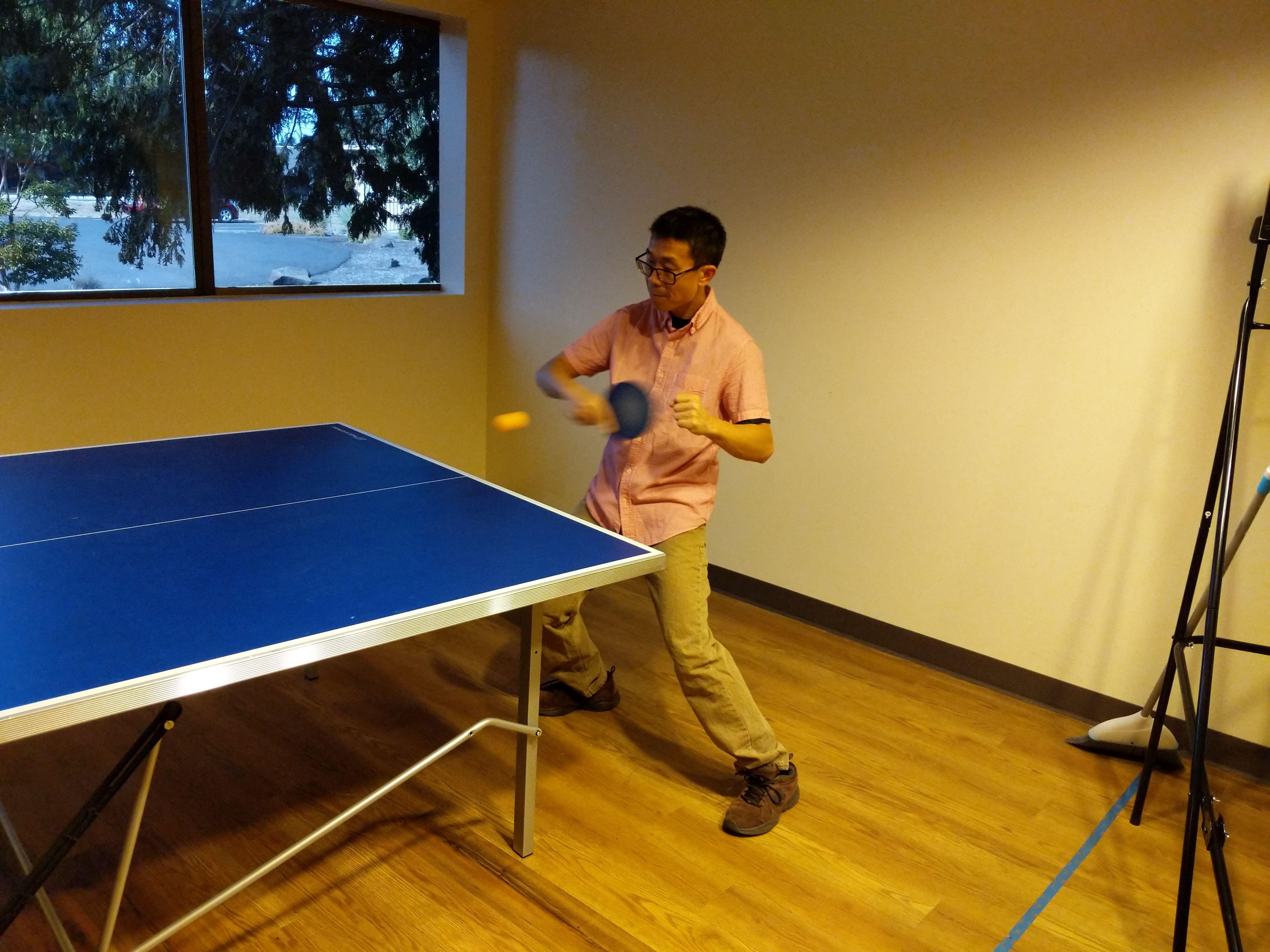 Meetup For Ping Pong And Pingpong Robot Meetup