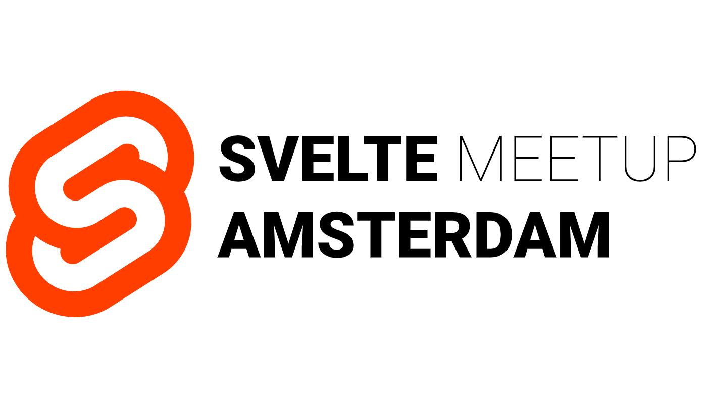 Amsterdam SvelteJS meetup