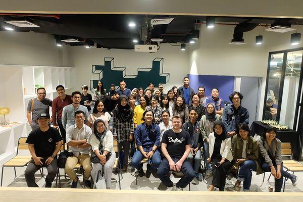 Indonesia Creators Meetup (Foto via secure.meetupstatic.com)