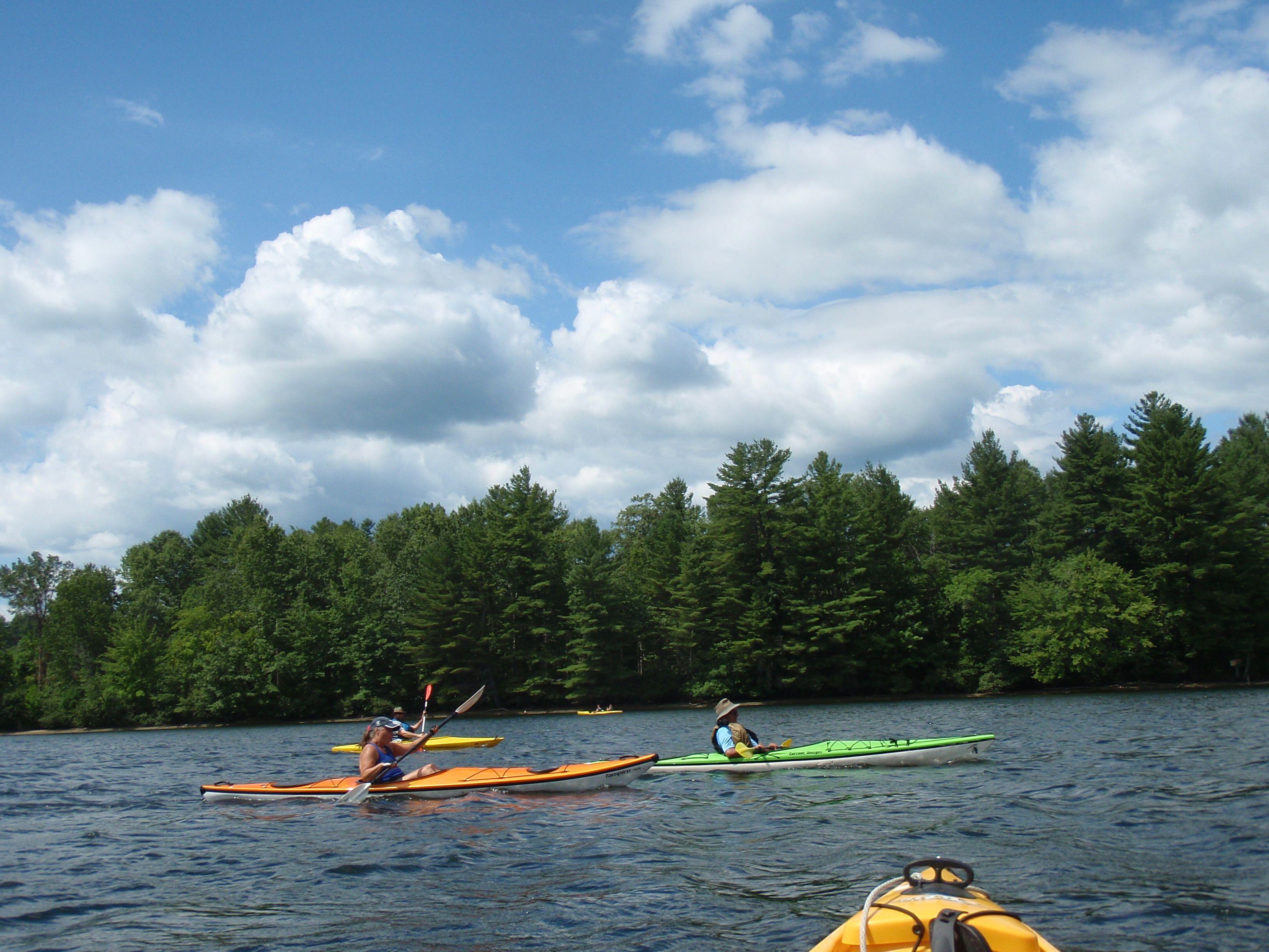 Easy Kayak Weekend N  Conway NH  | Meetup