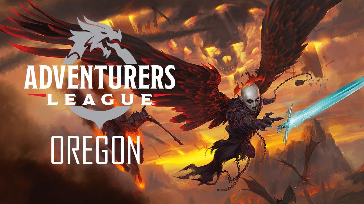 D&D Adventurers League - Oregon