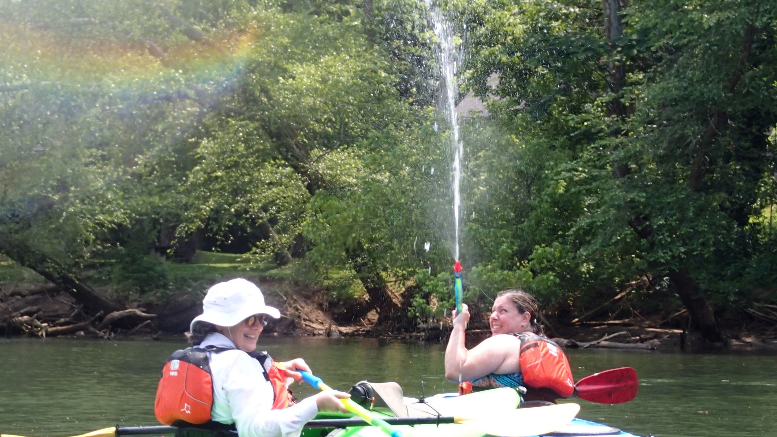 Kayak Classes and Guided Trips!