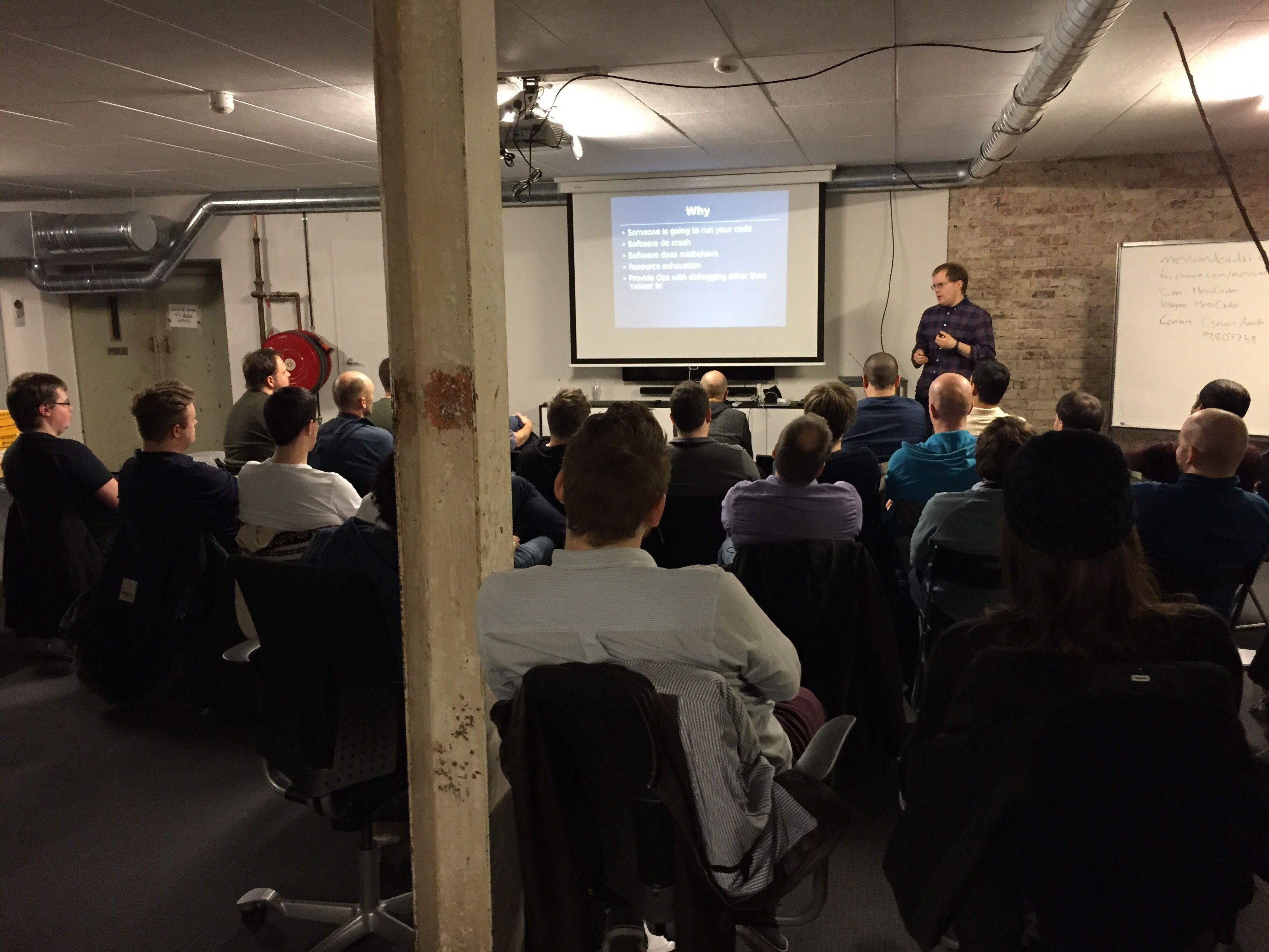 Stavanger Software Developers Meetup