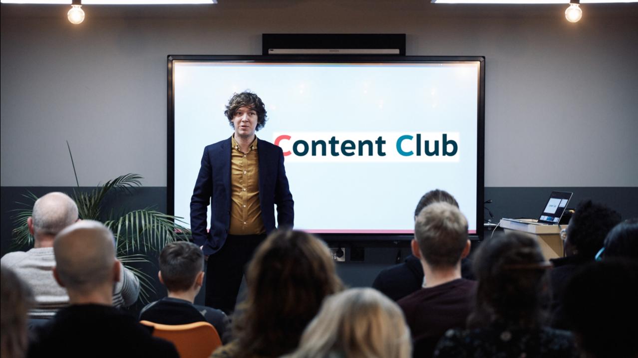 Content Club: Brighton