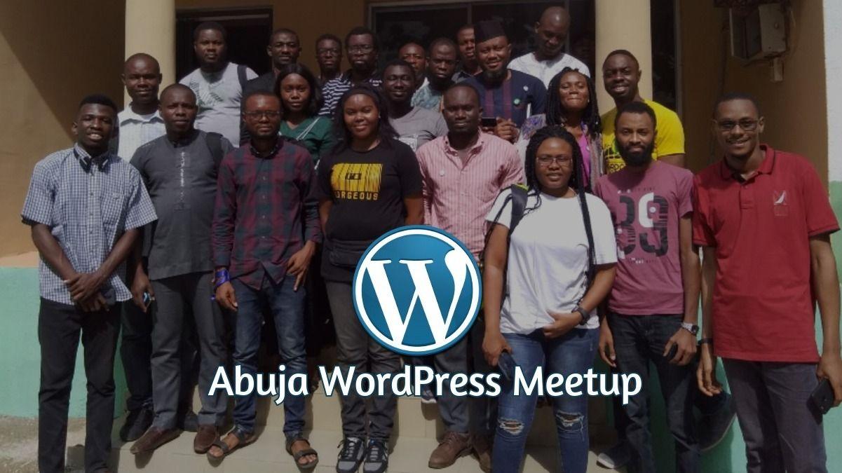 Abuja WordPress Meetup