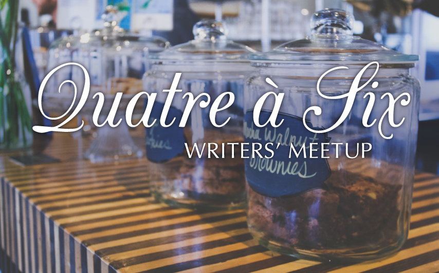 Waterloo Writers Meetup - Quatre a Six
