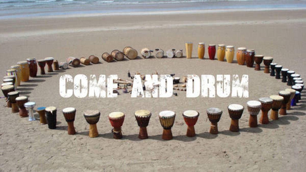 Come and Drum @ Altes Pfarrhaus Essen - Dellwig