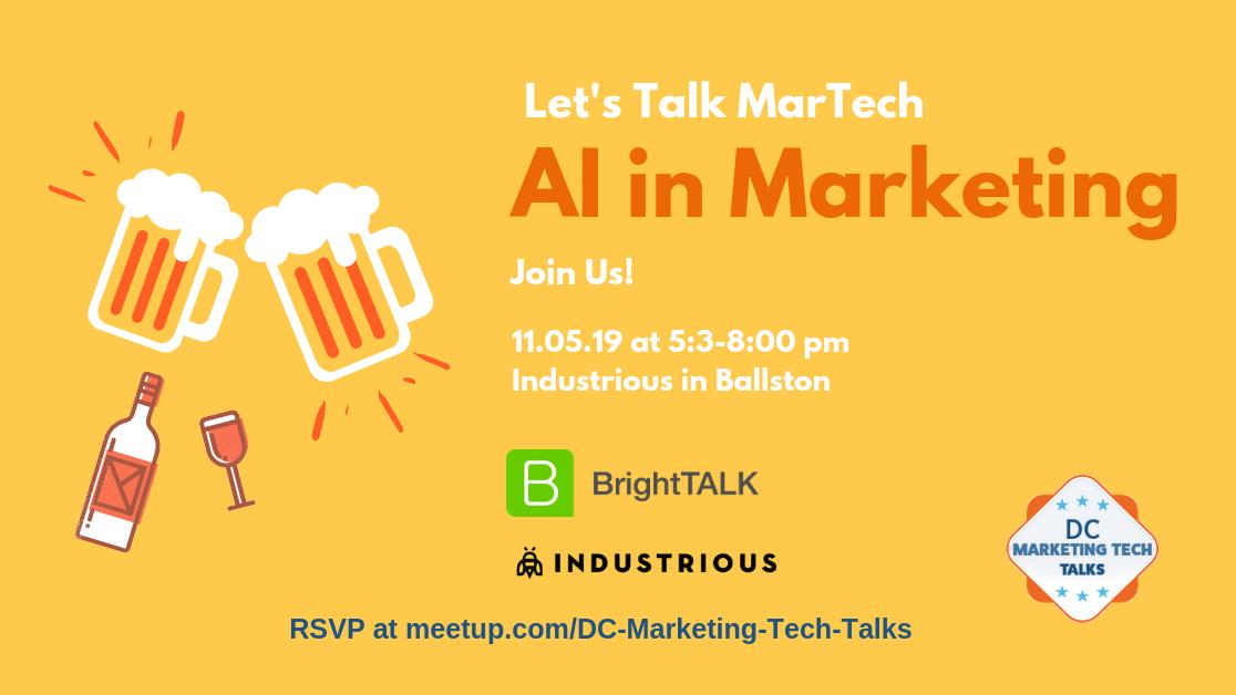 DC Marketing Tech Talks