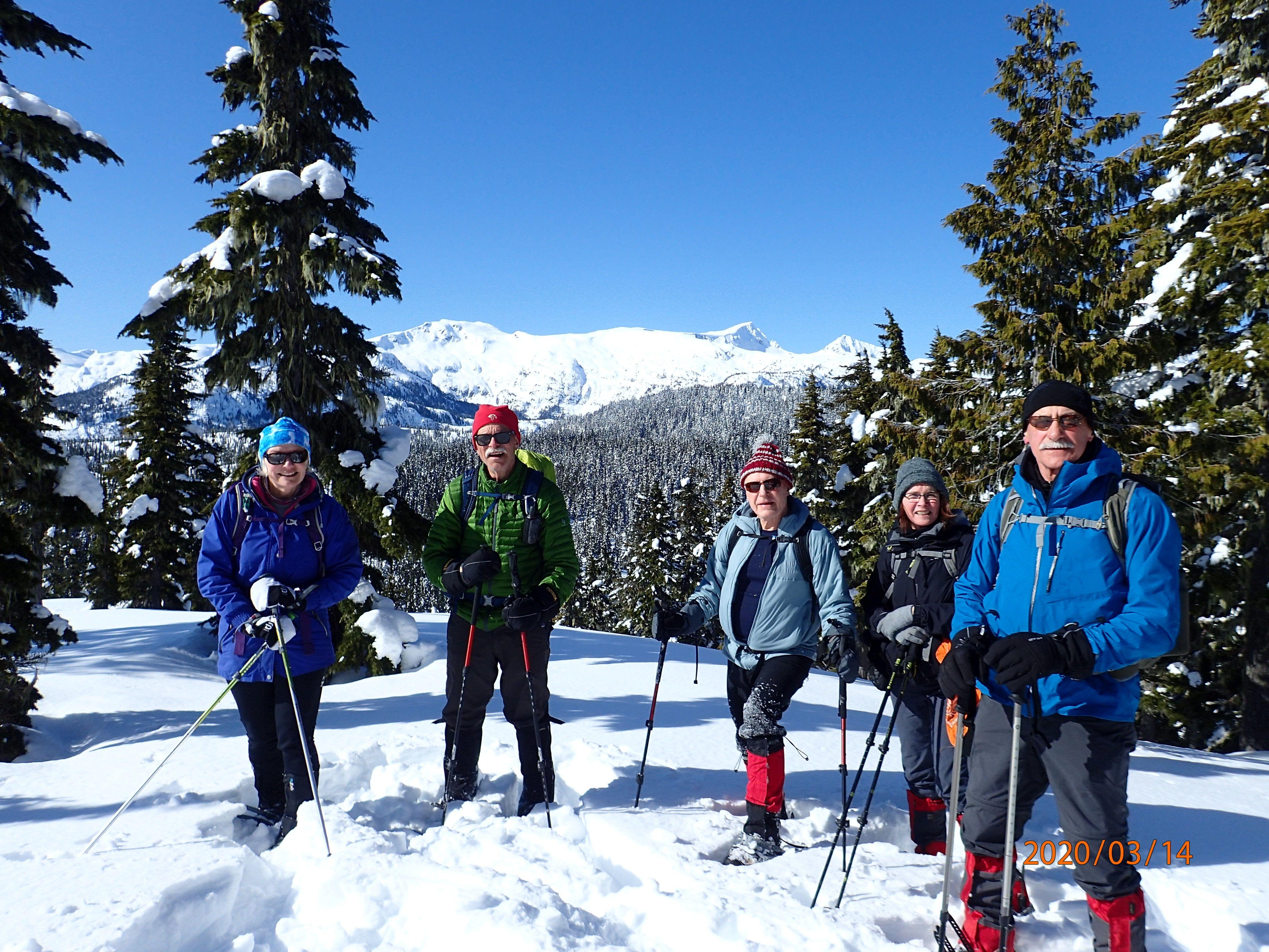 Comox District Mountaineering Club