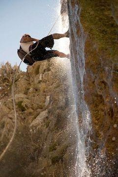 Mt Baldy Camping And Canyoneering Trip Socal Climbing