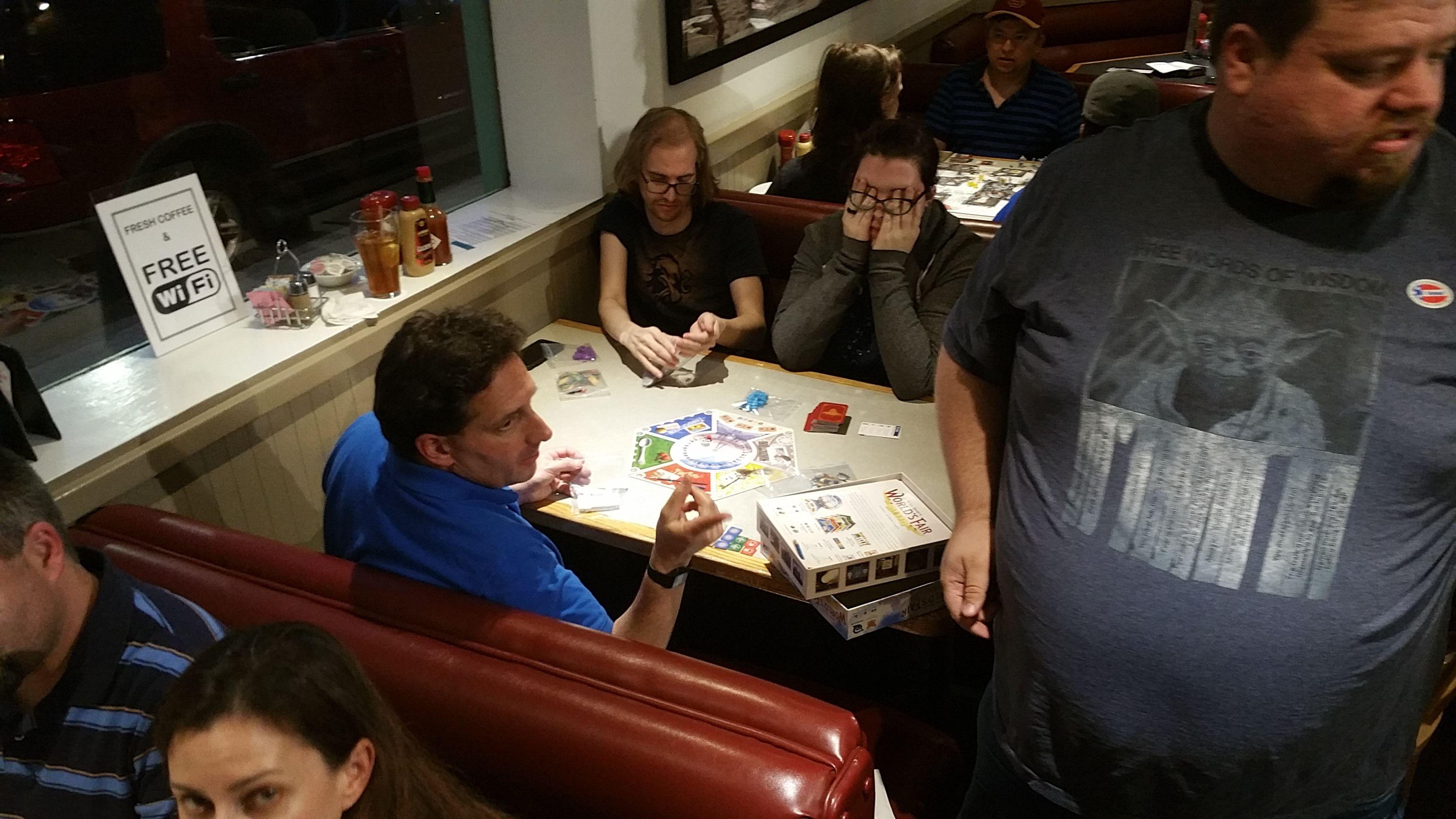 Board of Games - Los Angeles