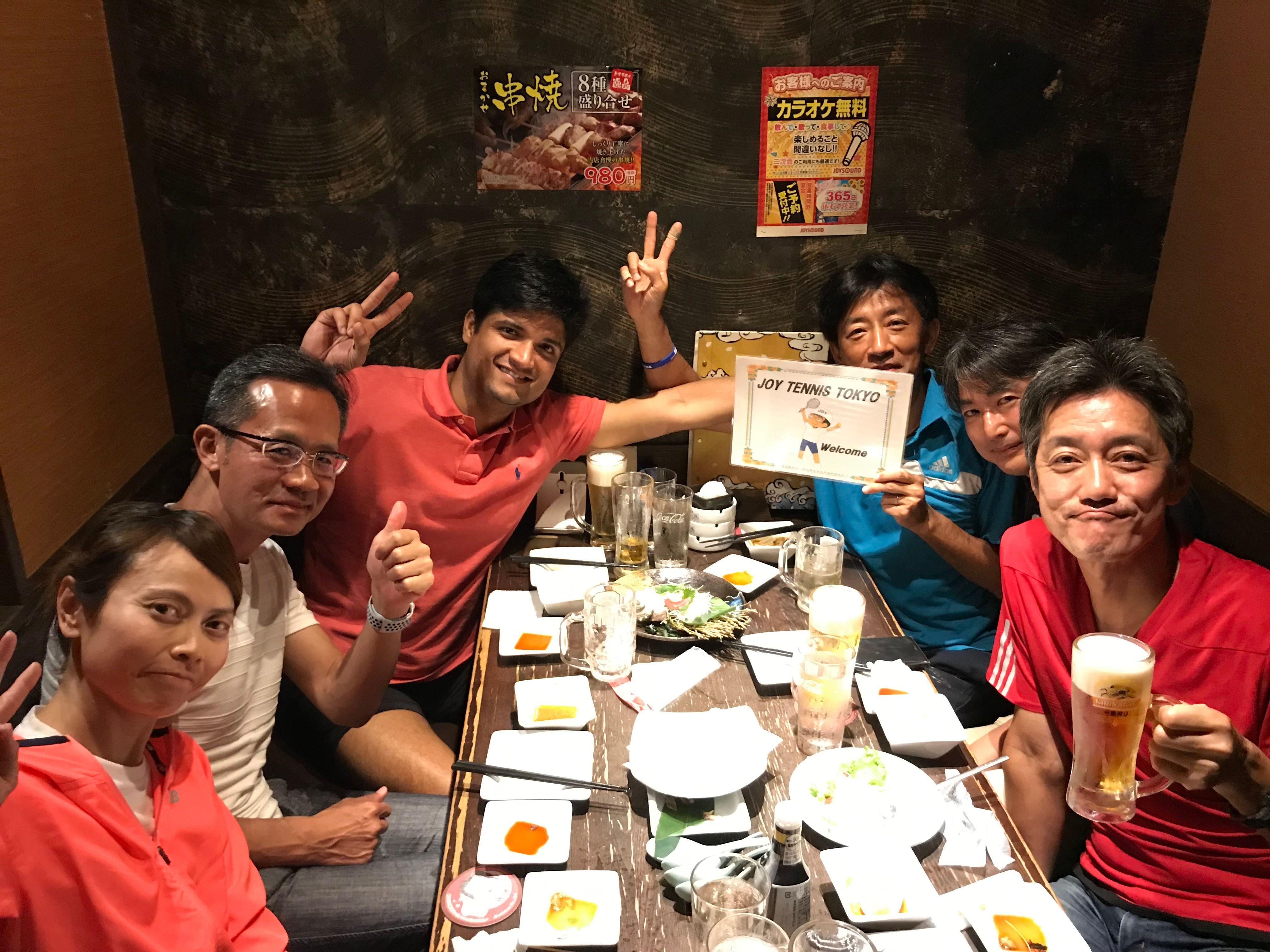 JOY TENNIS TOKYO