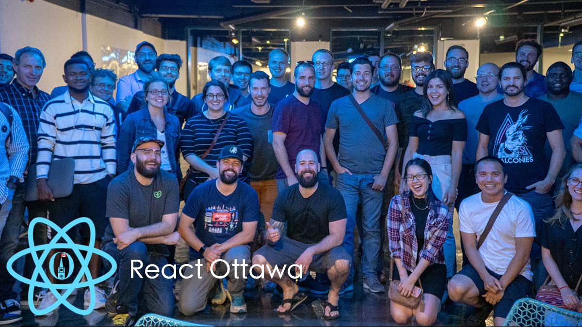 Ottawa ReactJS Meetup