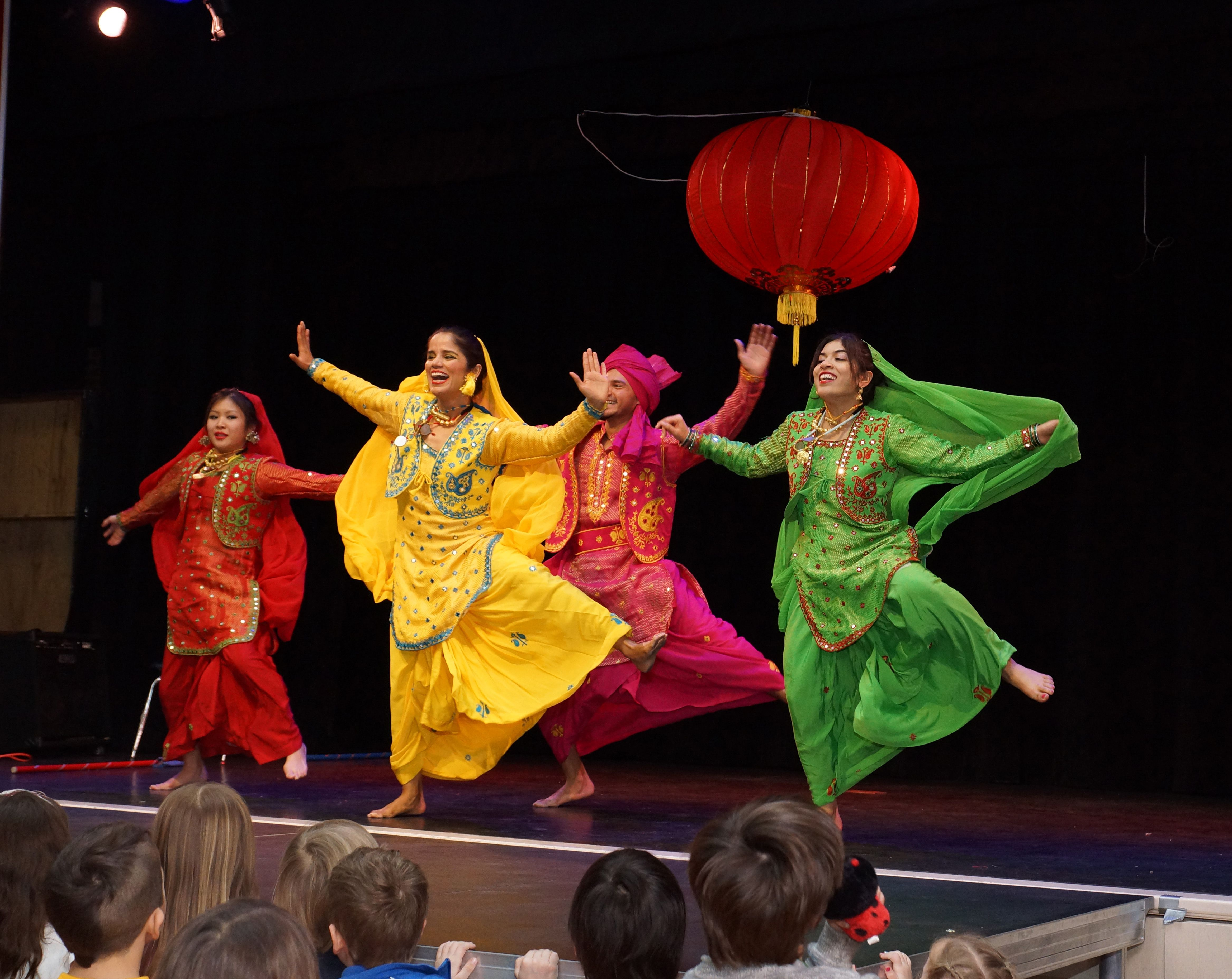 New York City Bhangra Classes and Events