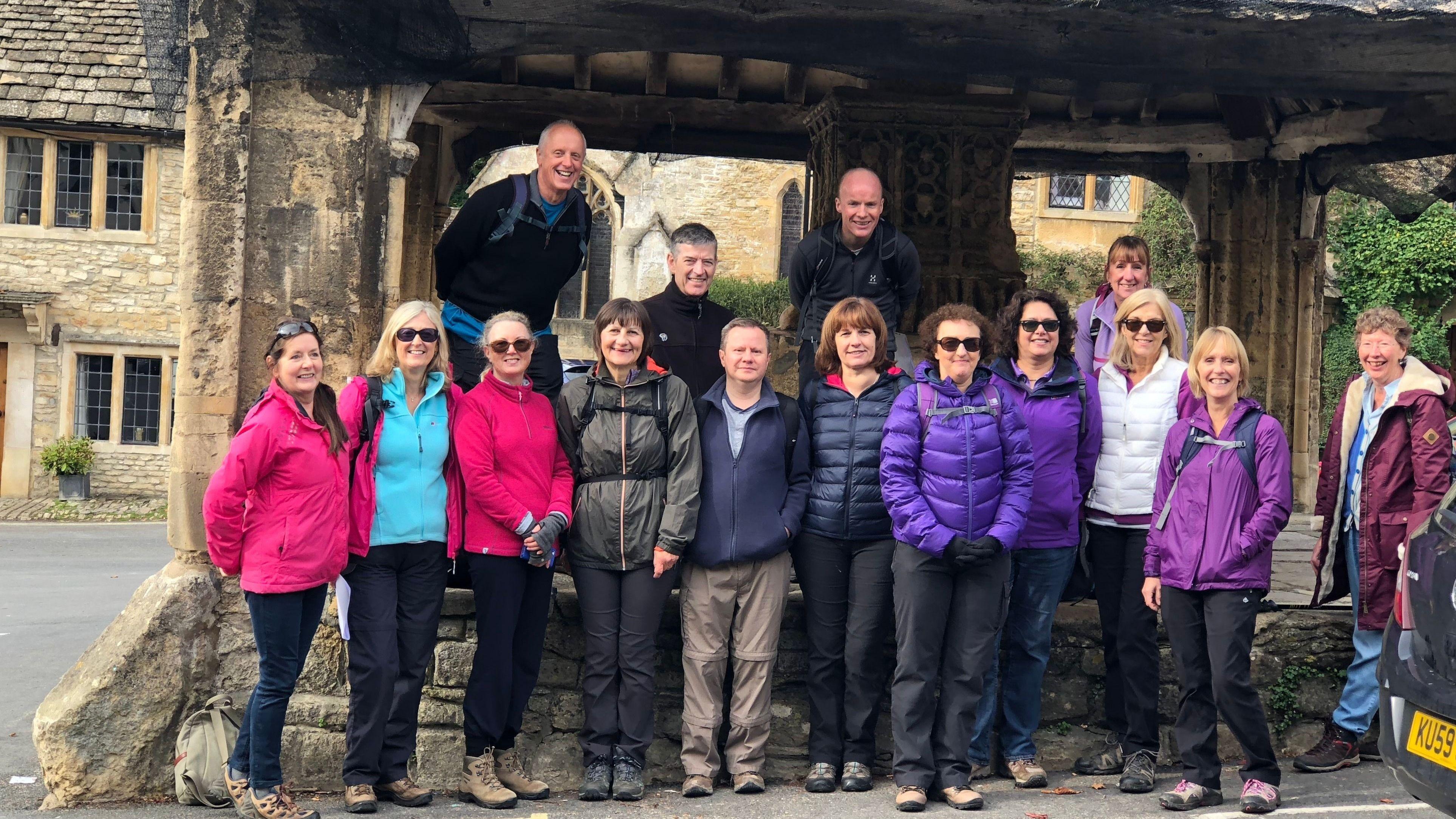The Farnborough and Farnham Friends Meetup Group