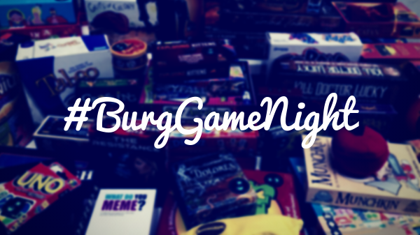 St. Petersburg Board Game Night (#BurgGameNight)