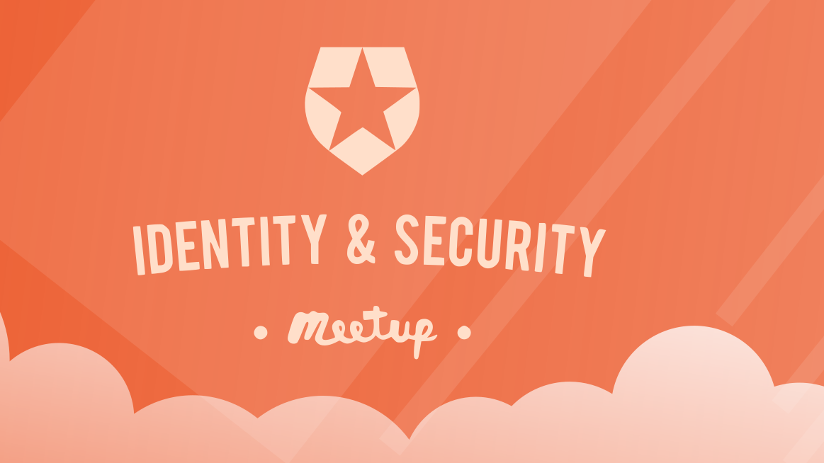 Singapore Identity and Security Meetup