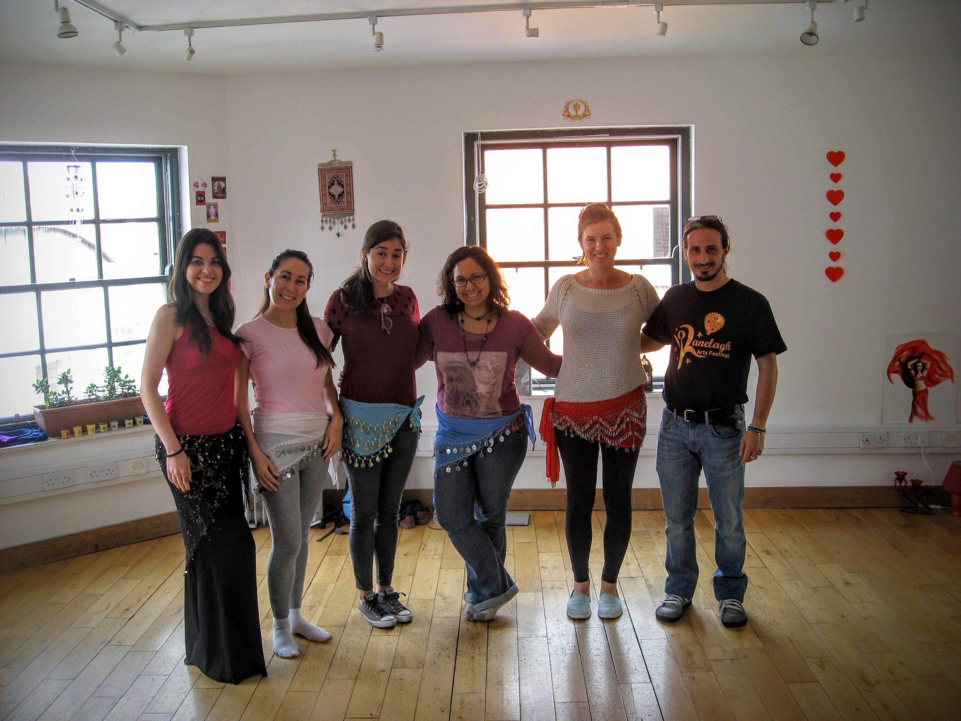 Dublin Dance and Movement Community