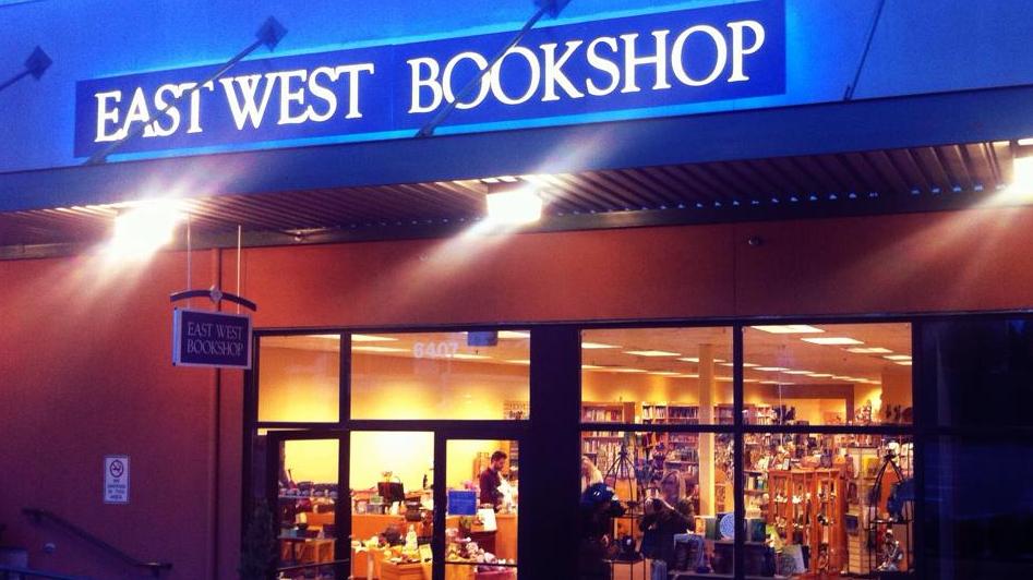 East West Bookshop Events
