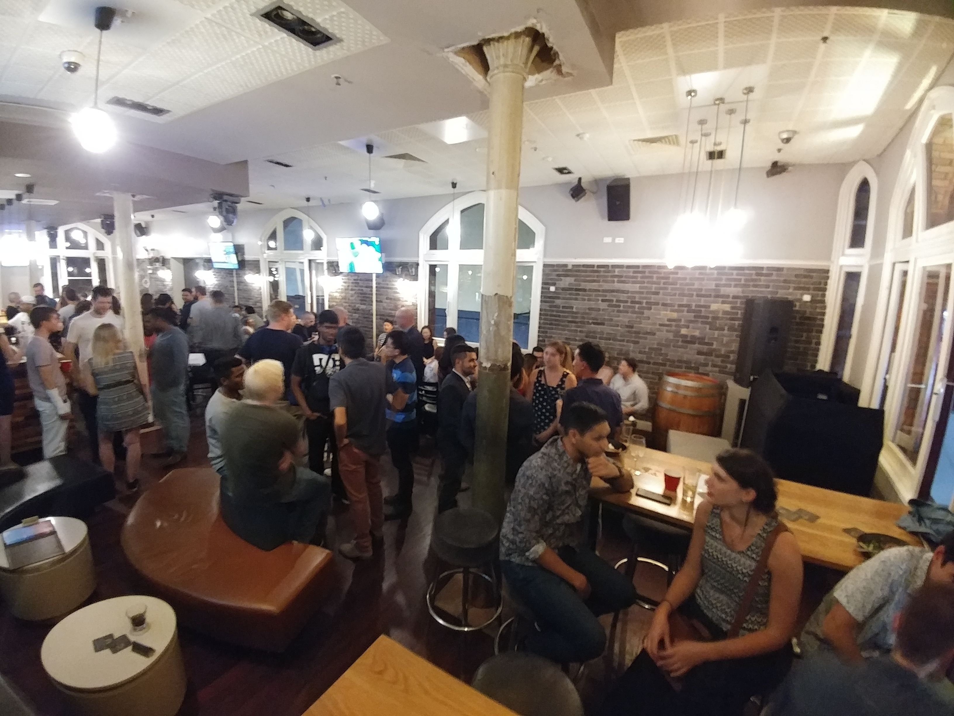 Sydney Under 30's Social