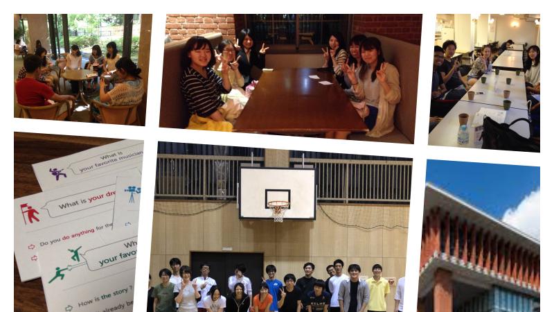 [20-30代大阪カフェ英会話コミュル] Osaka Meetup [English, sports, BBQ]