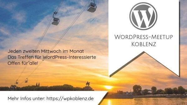 WordPress Meetup Koblenz