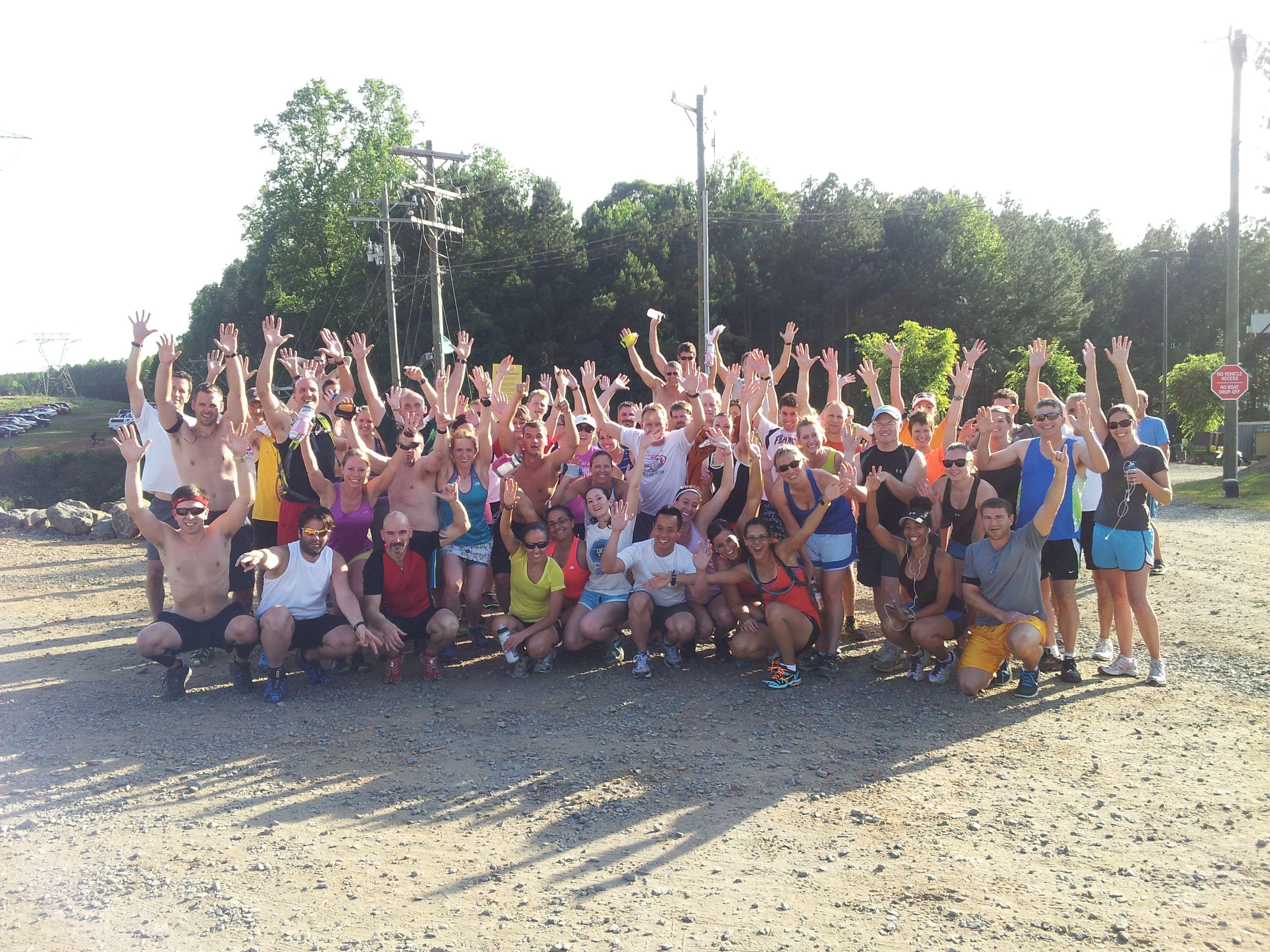 Carolina Trail Runner & Mountain Biker Group