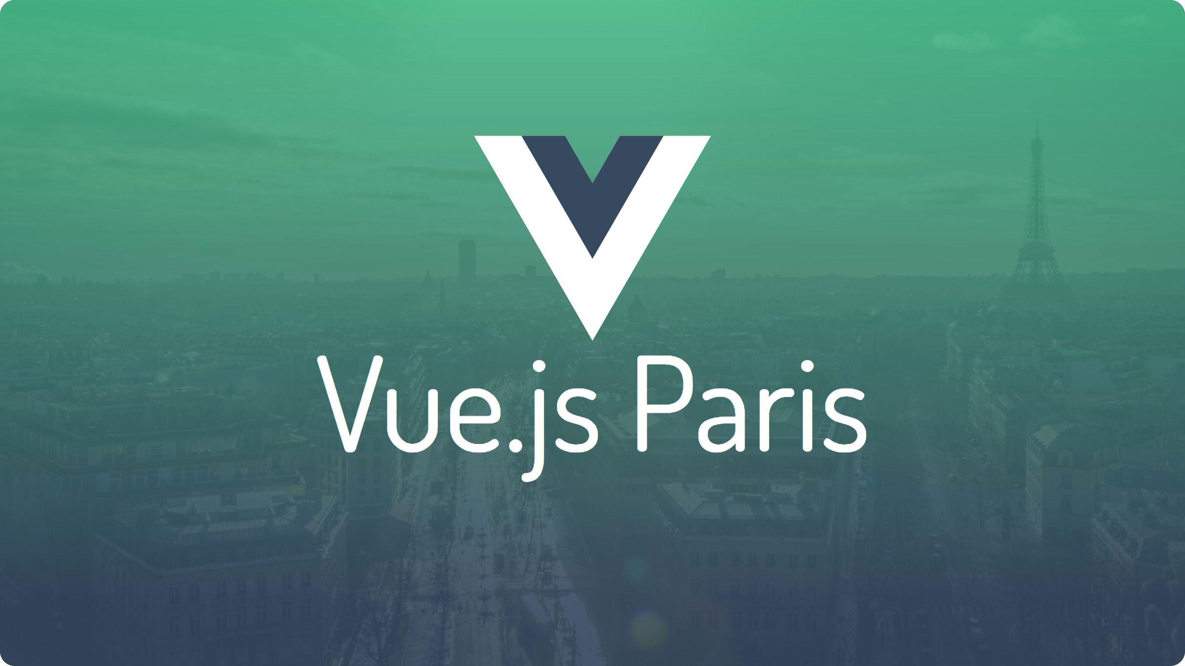 Vuejs Paris