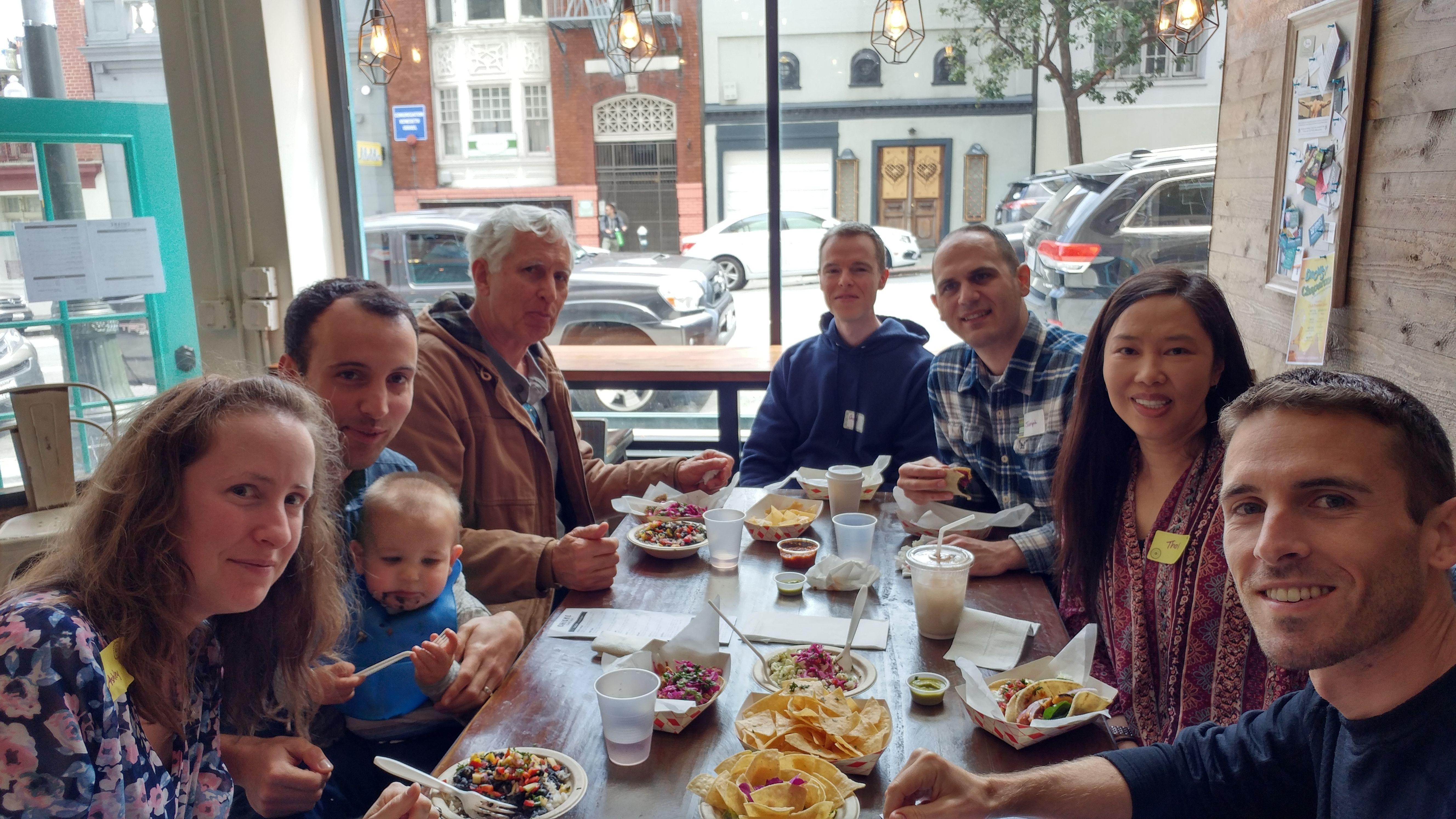 Bay Area Vegan Food Lovers