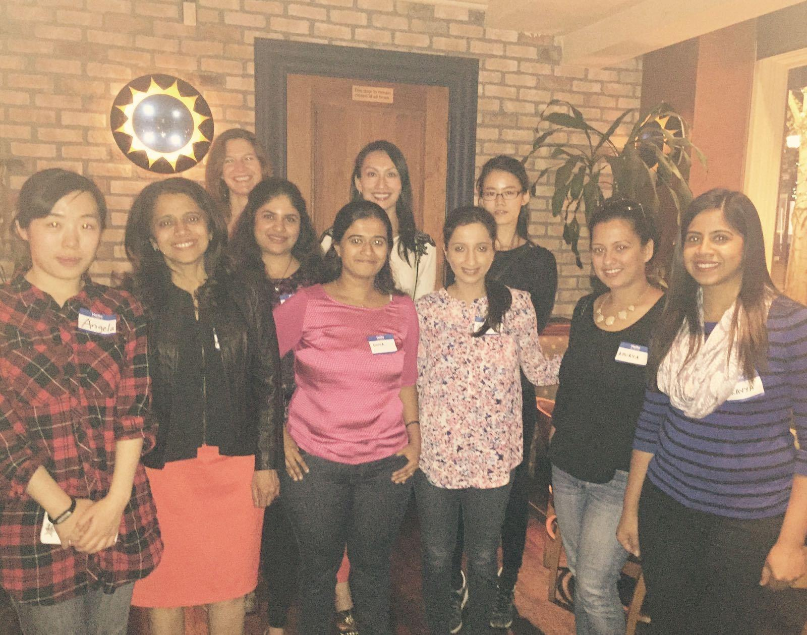 Bay Area Women In Product Meetup