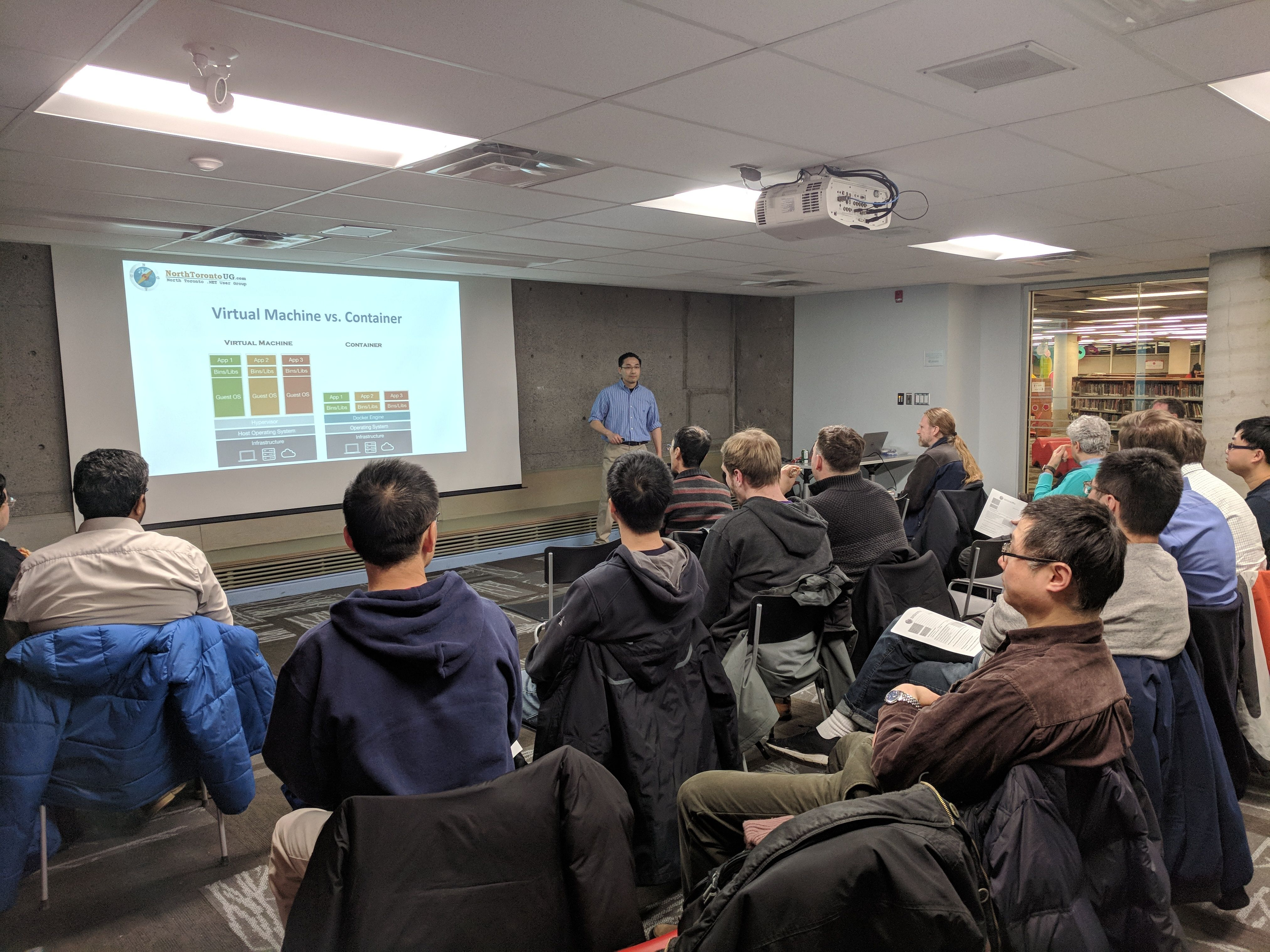 North Toronto Cloud & DevOps User Group