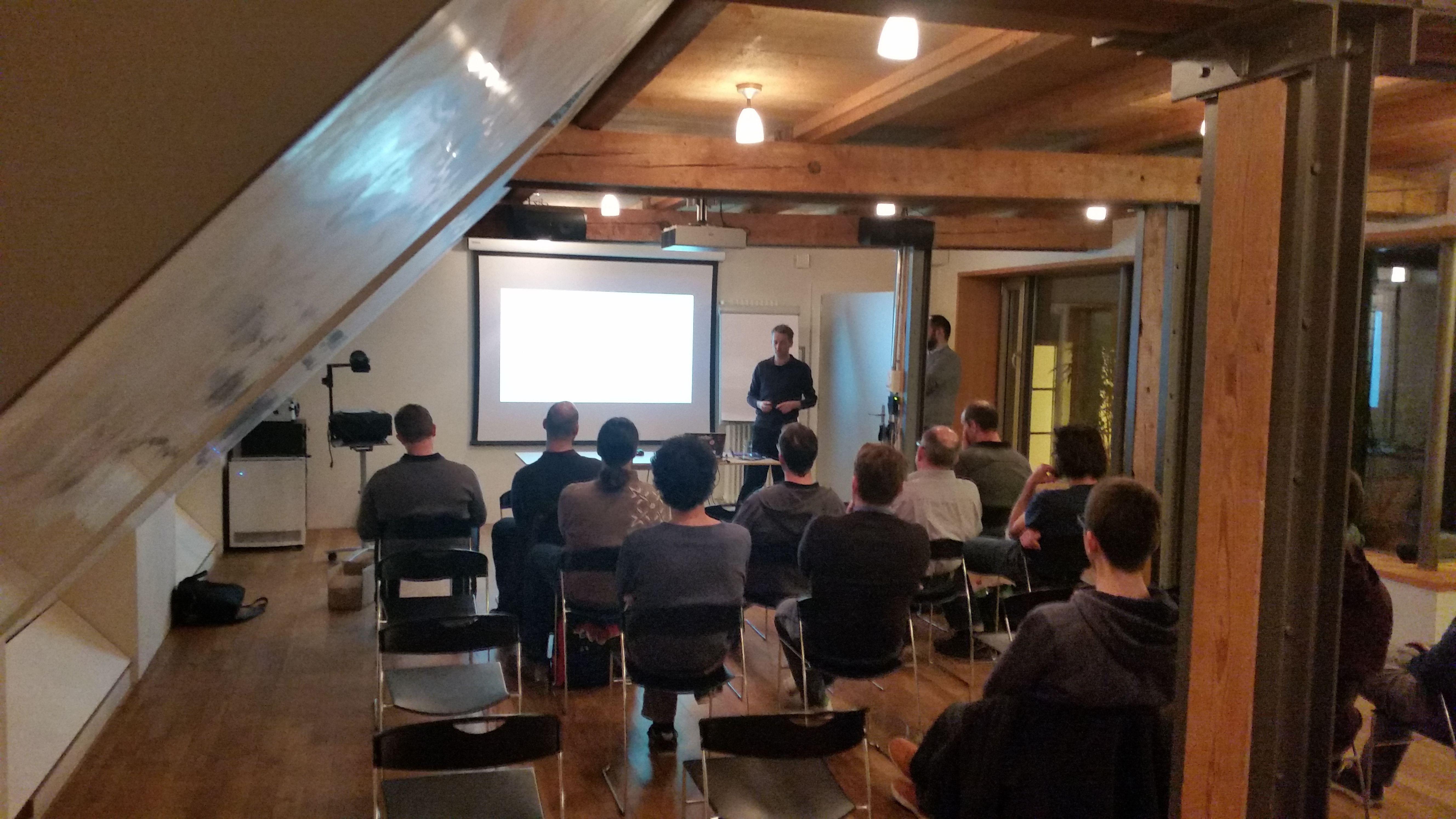 OpenShift Meetup Switzerland