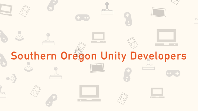 Southern Oregon Unity Developers