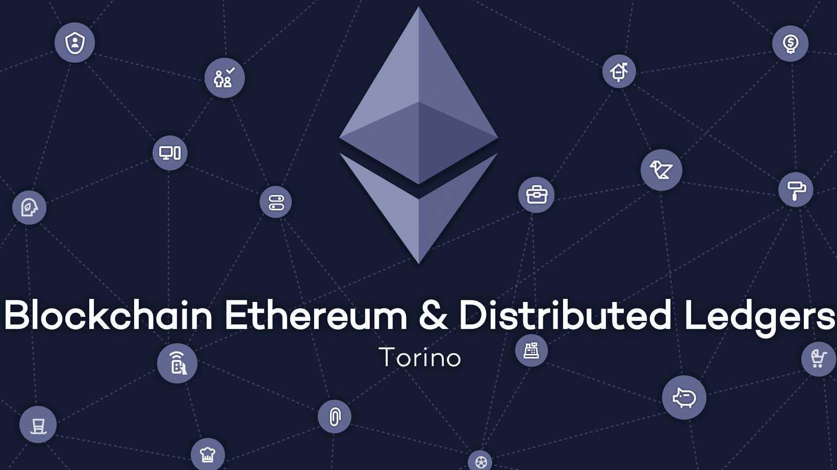 Blockchain Ethereum & Distributed Ledgers TO