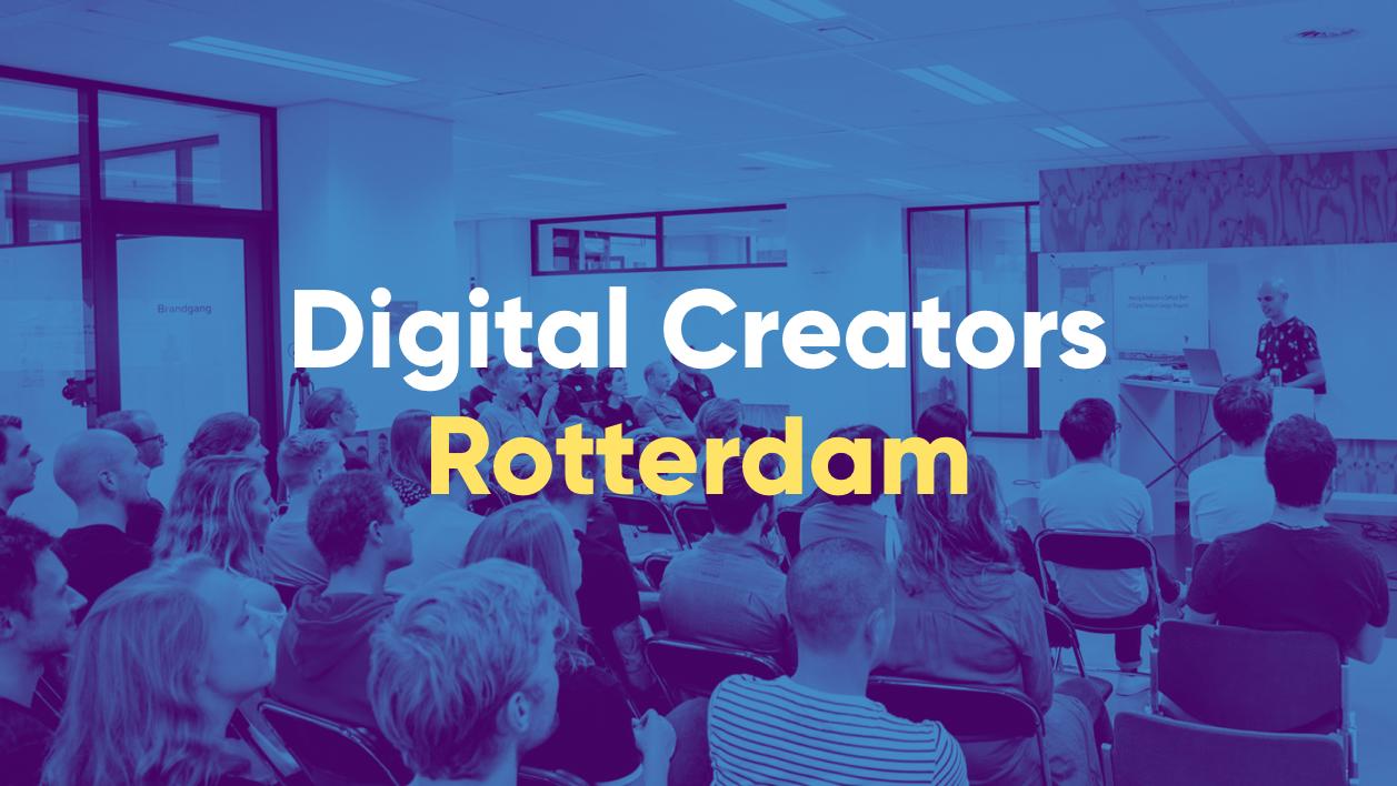 Digital Creators Rotterdam