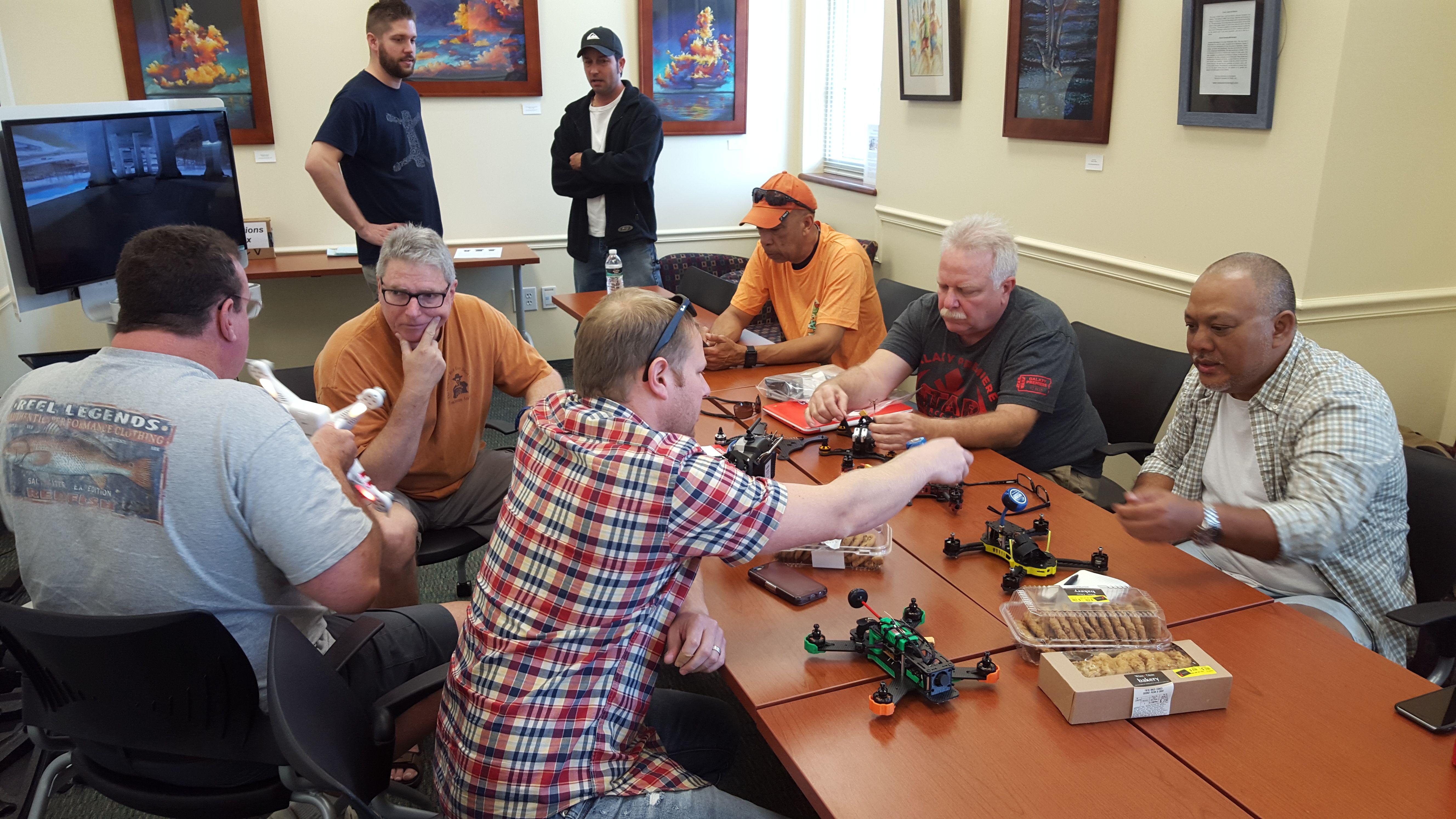 Tampa Drones Meetup