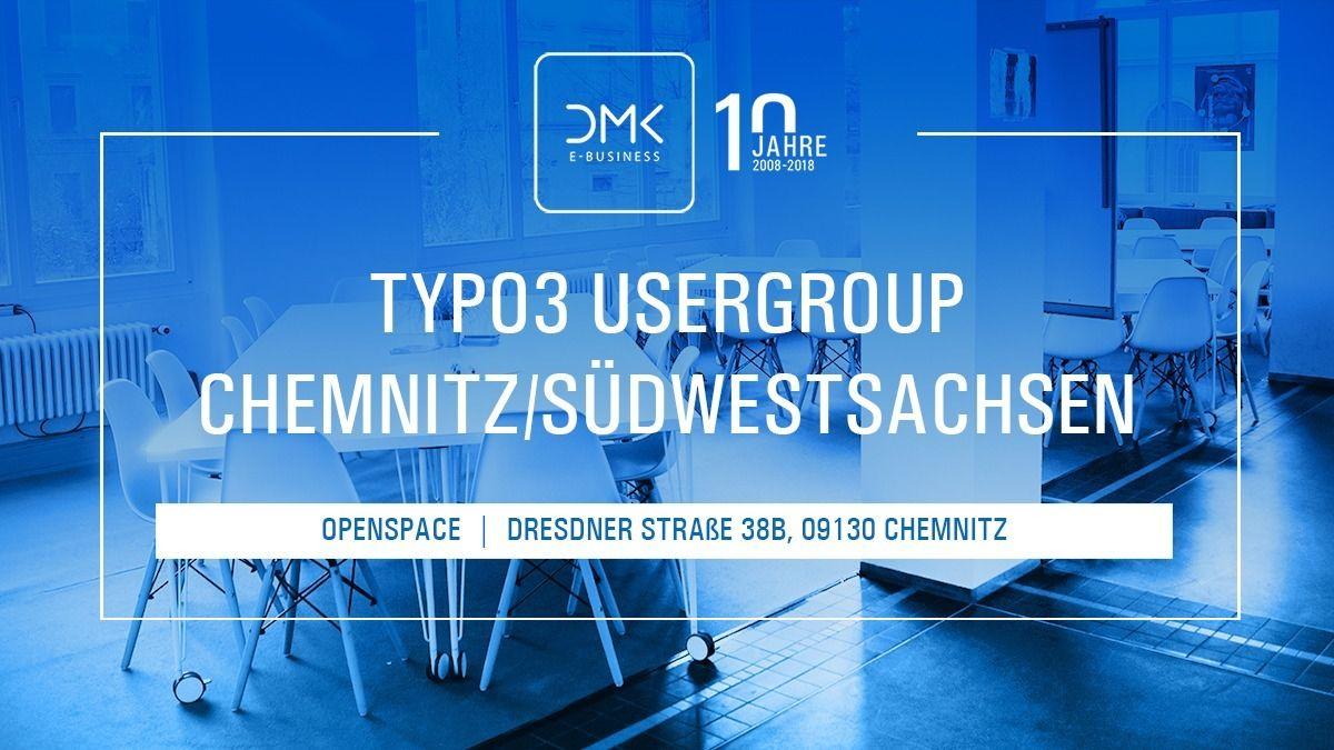 TYPO3 User Group Chemnitz/Südwestsachsen