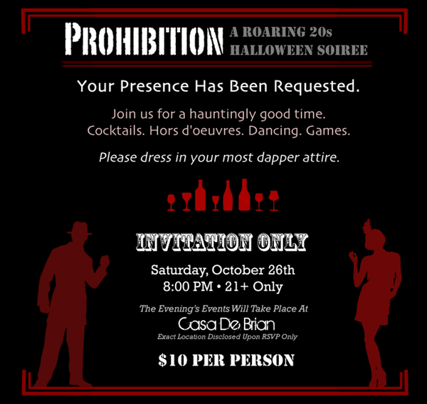 prohibition in the 20s and 30s meet