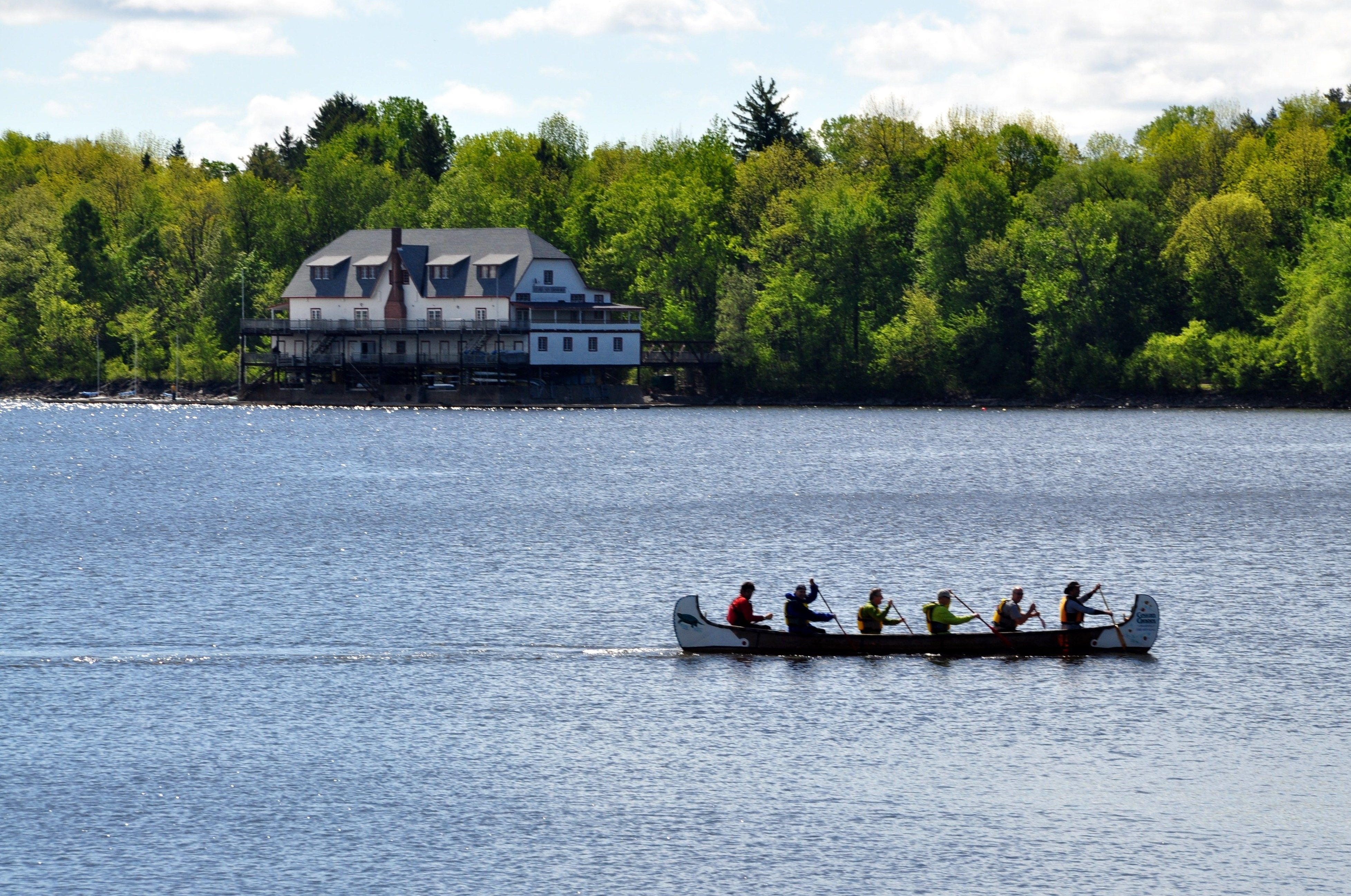 Big Boathouse Canoe & Social Club