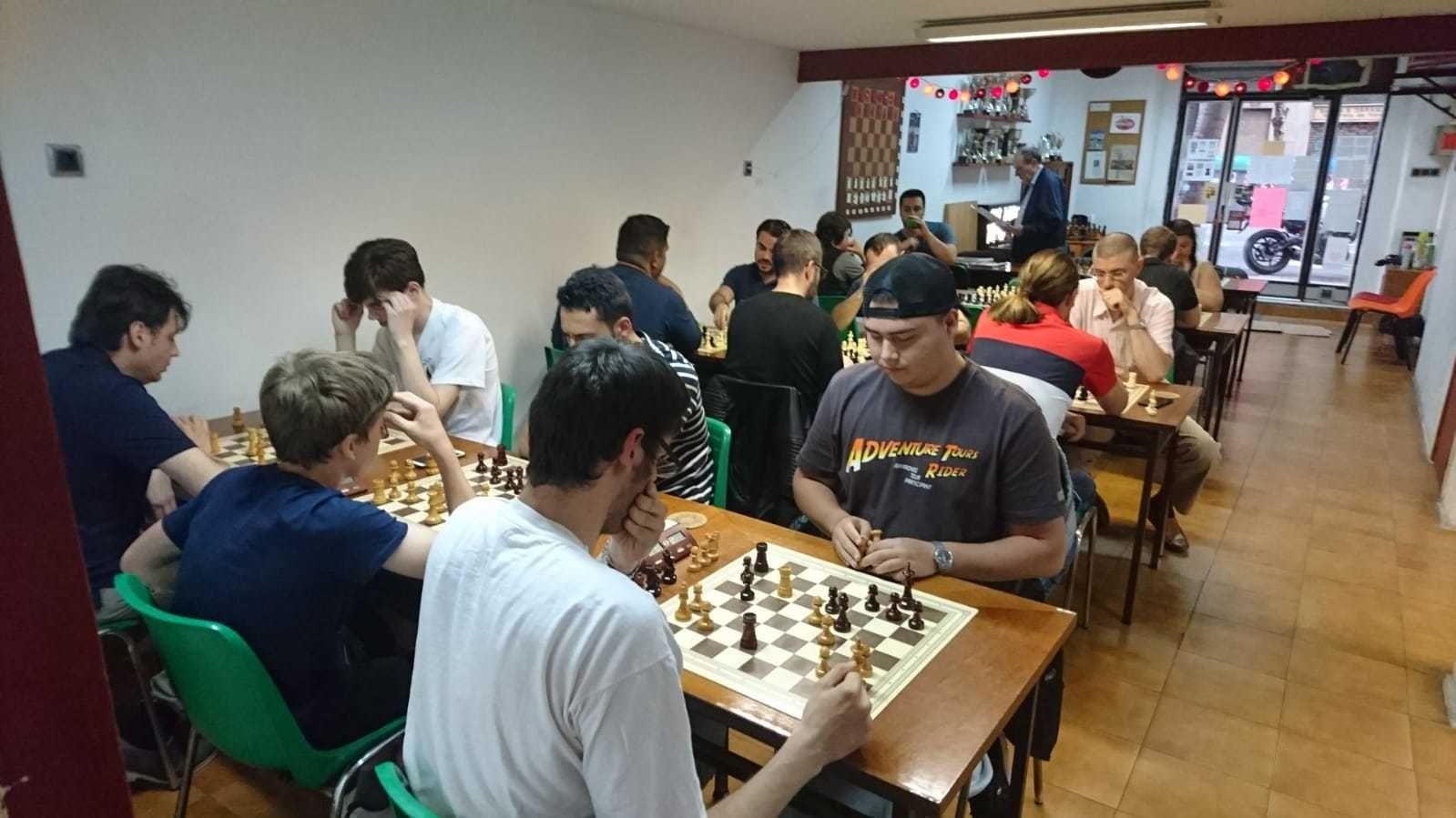 Ajedrez en Barcelona / Chess / Escacs