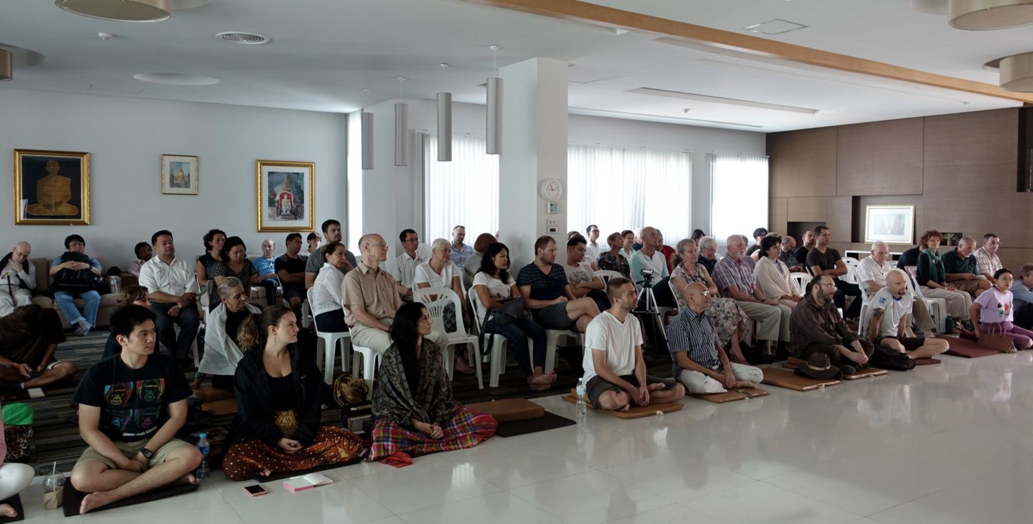 Little Bangkok Sangha : Meditation group