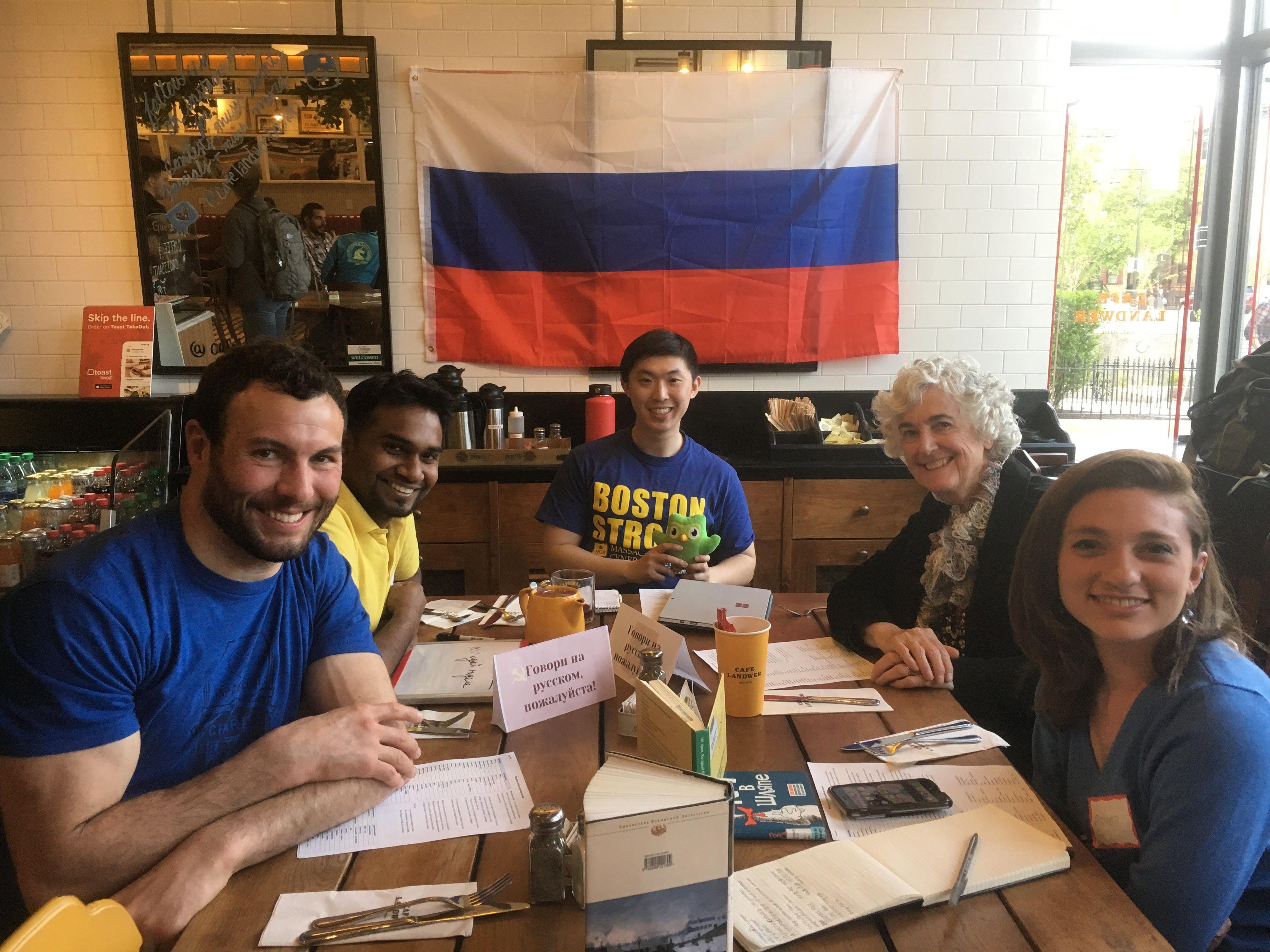 Duolingo Boston Russian Language Events