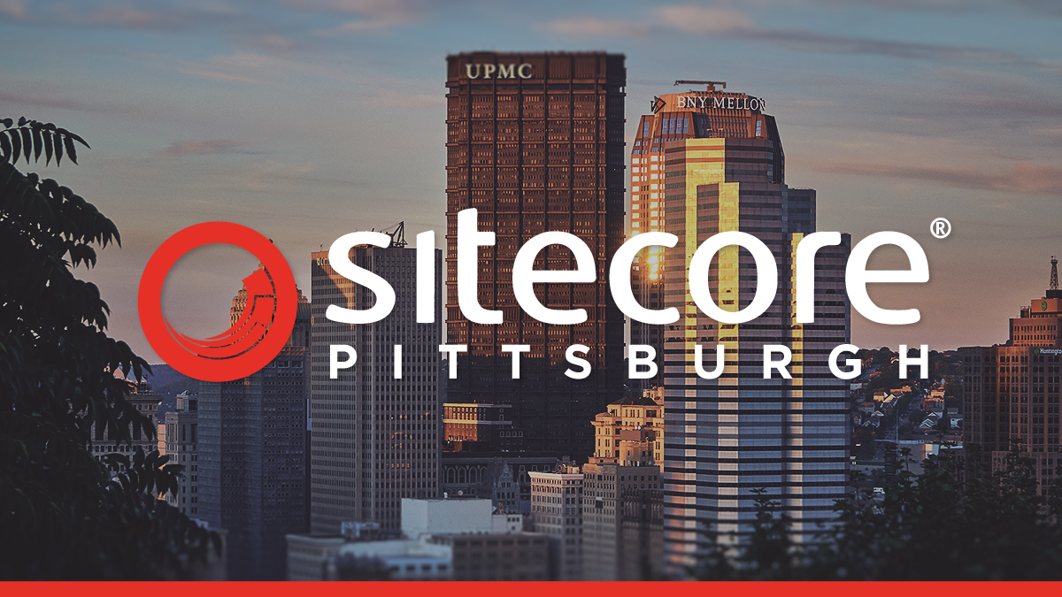 Pittsburgh Sitecore User Group