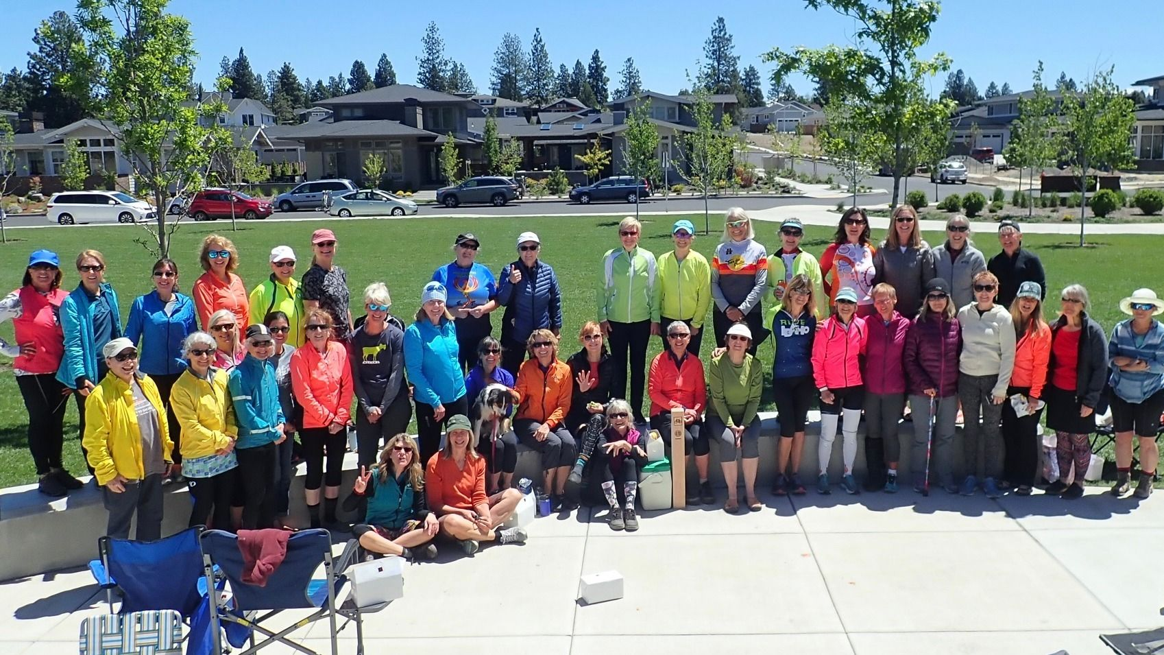 Bend Bella Cyclists Meetup