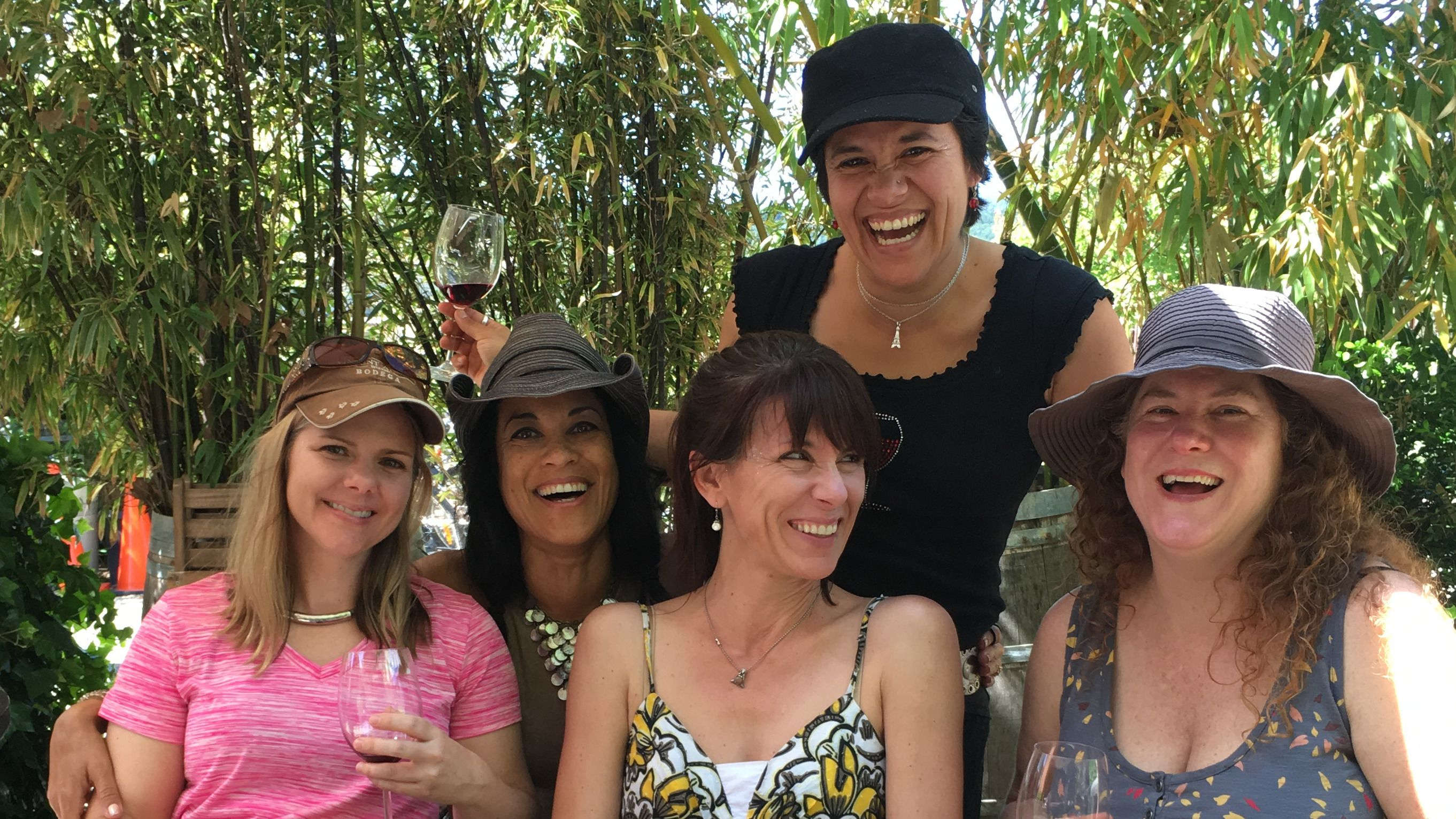 Women Who Are Up To Something - Capitola Community