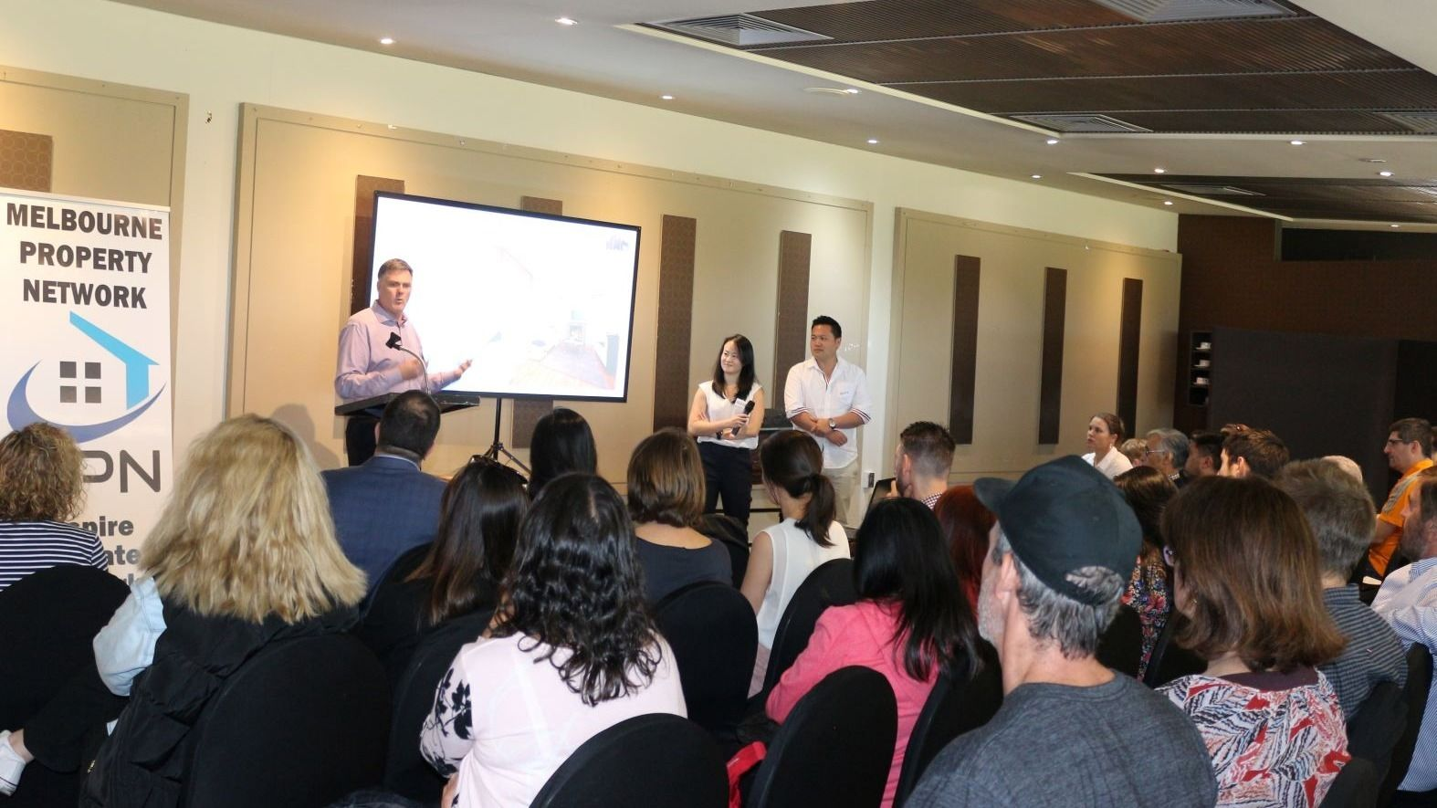 Melbourne Property Networking