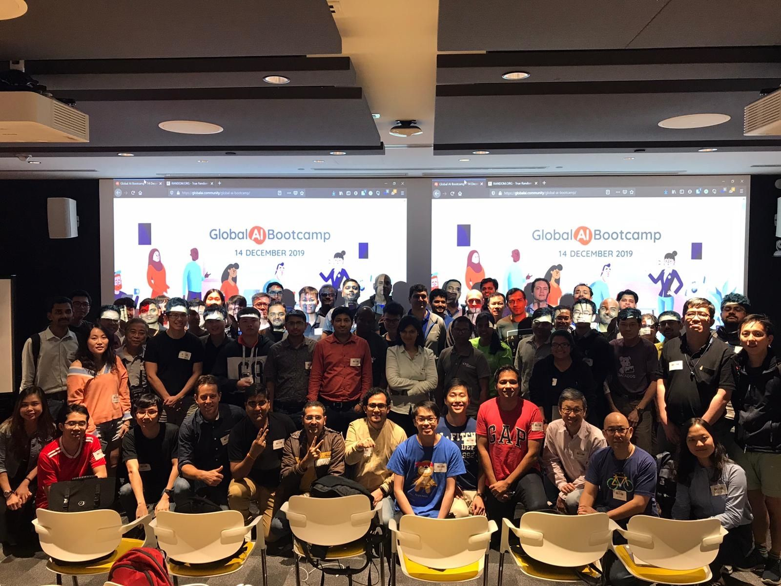 Microsoft Ai, ML Community