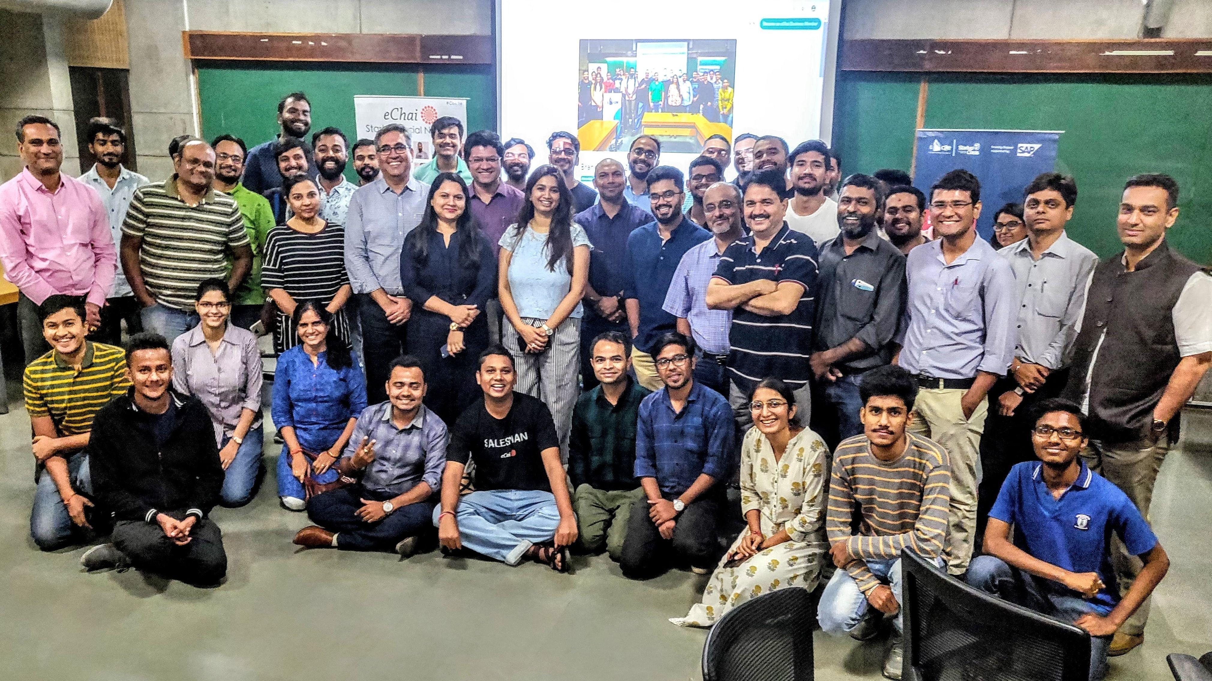eChai Mumbai Startup Network