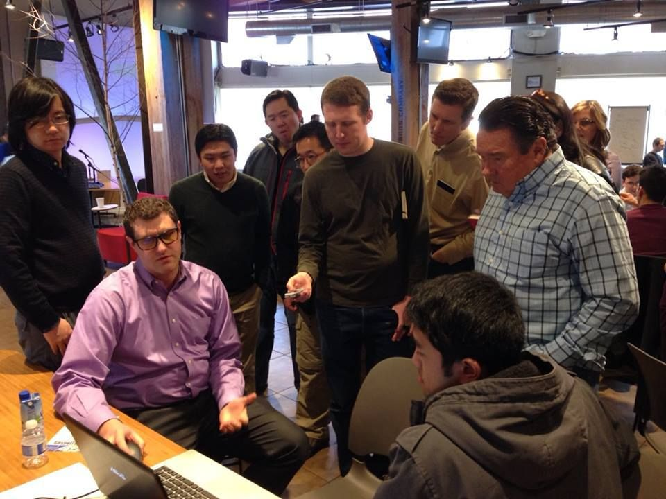 Seattle Christian Technologists and Entrepreneurs