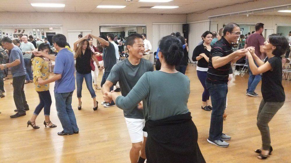 The Orange County Salsa Dance